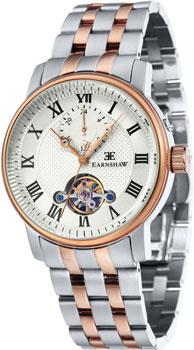 fashion наручные  мужские часы Earnshaw ES-8042-44. Коллекция Westminster