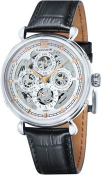 fashion наручные  мужские часы Earnshaw ES-8043-02. Коллекция Grand Calendar