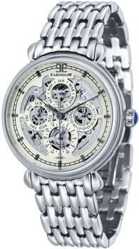 fashion наручные  мужские часы Earnshaw ES-8043-11. Коллекция Grand Calendar