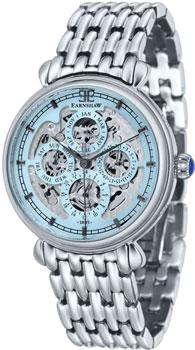 fashion наручные  мужские часы Earnshaw ES-8043-22. Коллекция Grand Calendar