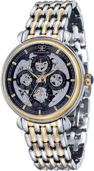 fashion наручные  мужские часы Earnshaw ES-8043-44. Коллекция Grand Calendar