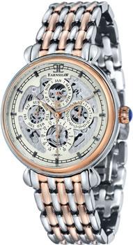 fashion наручные  мужские часы Earnshaw ES-8043-55. Коллекция Grand Calendar