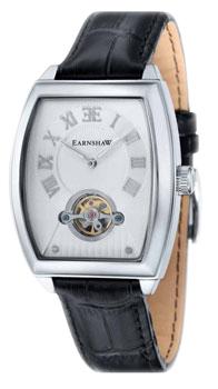 fashion наручные  мужские часы Earnshaw ES-8044-02. Коллекция Robinson