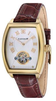 fashion наручные  мужские часы Earnshaw ES-8044-03. Коллекция Robinson