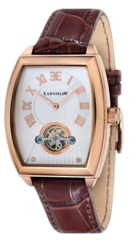 fashion наручные  мужские часы Earnshaw ES-8044-04. Коллекция Robinson
