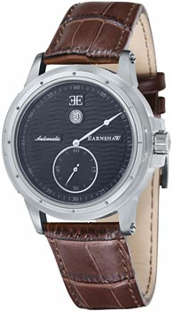 fashion наручные  мужские часы Earnshaw ES-8045-01. Коллекция Ashton