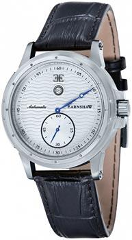 fashion наручные  мужские часы Earnshaw ES-8045-02. Коллекция Ashton
