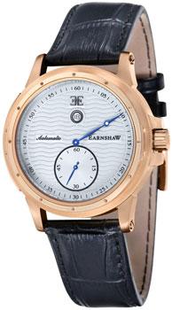 fashion наручные  мужские часы Earnshaw ES-8045-05. Коллекция Ashton