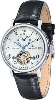 fashion наручные  мужские часы Earnshaw ES-8047-02. Коллекция Beaufort
