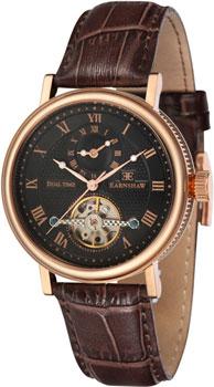 fashion наручные  мужские часы Earnshaw ES-8047-04. Коллекция Beaufort