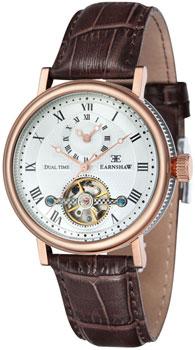 fashion наручные  мужские часы Earnshaw ES-8047-05. Коллекция Beaufort