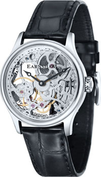 fashion наручные  мужские часы Earnshaw ES-8049-01. Коллекция Bauer
