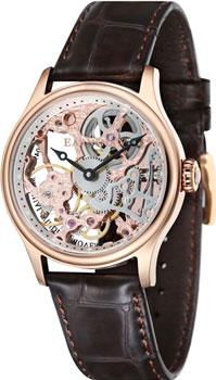 fashion наручные  мужские часы Earnshaw ES-8049-03. Коллекция Bauer