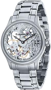 fashion наручные  мужские часы Earnshaw ES-8049-11. Коллекция Bauer