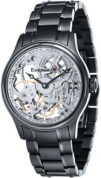 fashion наручные  мужские часы Earnshaw ES-8049-44. Коллекция Bauer