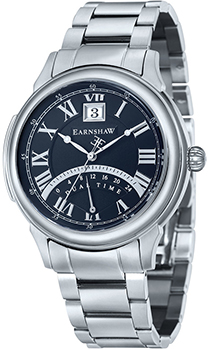 fashion наручные  мужские часы Earnshaw ES-8050-11. Коллекция Observatory