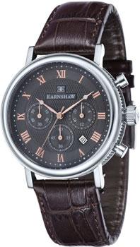 fashion наручные  мужские часы Earnshaw ES-8051-01. Коллекция Beaufort