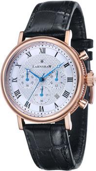 fashion наручные  мужские часы Earnshaw ES-8051-02. Коллекция Beaufort