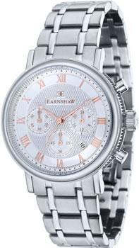 fashion наручные  мужские часы Earnshaw ES-8051-11. Коллекция Beaufort