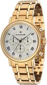 fashion наручные  мужские часы Earnshaw ES-8051-22. Коллекция Beaufort