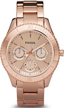 fashion наручные  женские часы Fossil ES2859. Коллекция Stella