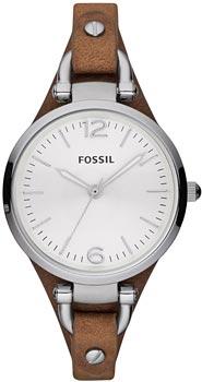 fashion наручные  женские часы Fossil ES3060. Коллекция Georgia