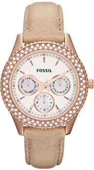 fashion наручные  женские часы Fossil ES3104. Коллекция Stella