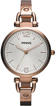 fashion наручные  женские часы Fossil ES3110. Коллекция Georgia