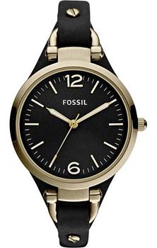 fashion наручные  женские часы Fossil ES3148. Коллекция Georgia