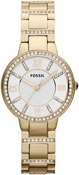 fashion наручные  женские часы Fossil ES3283. Коллекция Virginia
