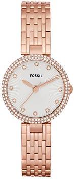 fashion наручные  женские часы Fossil ES3347. Коллекция Olive