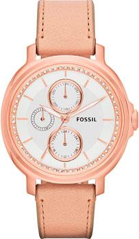 fashion наручные  женские часы Fossil ES3358. Коллекция Chelsey