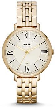 fashion наручные  женские часы Fossil ES3434. Коллекция Jacqueline