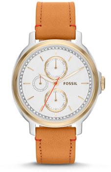 fashion наручные  женские часы Fossil ES3523. Коллекция Chelsey