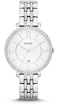fashion наручные  женские часы Fossil ES3545. Коллекция Jacqueline