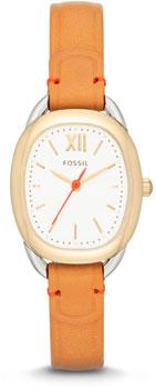 fashion наручные  женские часы Fossil ES3558. Коллекция Sculptor