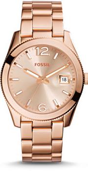 fashion наручные  женские часы Fossil ES3587. Коллекция Perfect Boyfriend