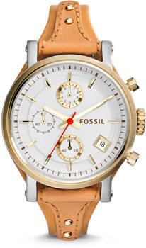 fashion наручные  женские часы Fossil ES3615. Коллекция Boyfriend