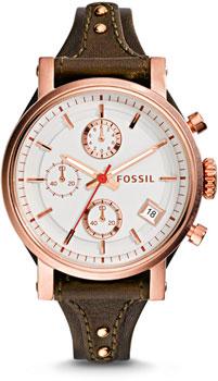 fashion наручные  женские часы Fossil ES3616. Коллекция Boyfriend