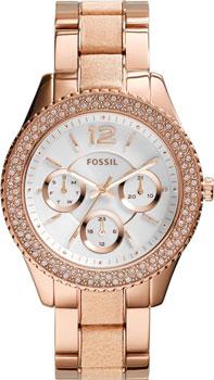 fashion наручные  женские часы Fossil ES3721. Коллекция Stella