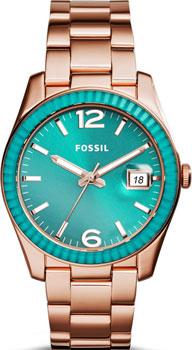 fashion наручные  женские часы Fossil ES3730. Коллекция Perfect Boyfriend