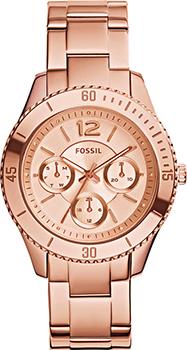 fashion наручные  женские часы Fossil ES3815. Коллекция Stella
