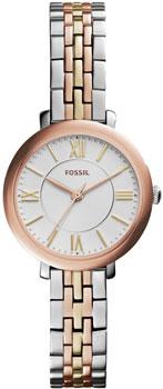 fashion наручные  женские часы Fossil ES3847. Коллекция Jacqueline