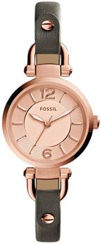 fashion наручные  женские часы Fossil ES3862. Коллекция Georgia