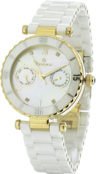 Наручные  женские часы Essence ES6042FE.133. Коллекция Ceramic