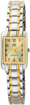 Японские наручные  женские часы Q&Q F295403. Коллекция Elegant