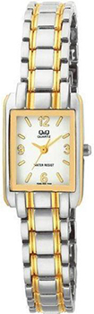 Японские наручные  женские часы Q&Q F295404. Коллекция Elegant