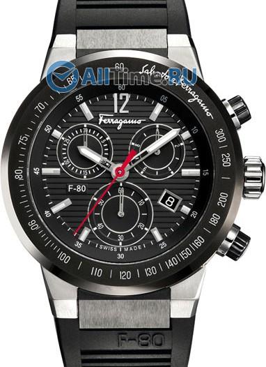 Мужские наручные швейцарские часы в коллекции F80 Salvatore Ferragamo
