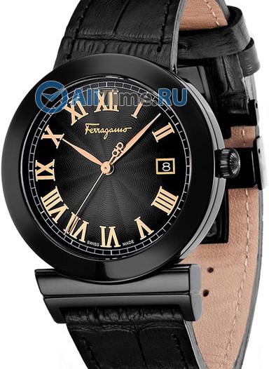 Мужские наручные швейцарские часы в коллекции Grande Maison Salvatore Ferragamo