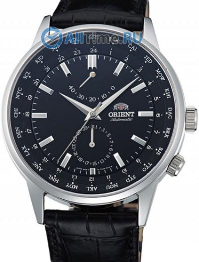 Мужские японские наручные часы в коллекции Gmt Orient